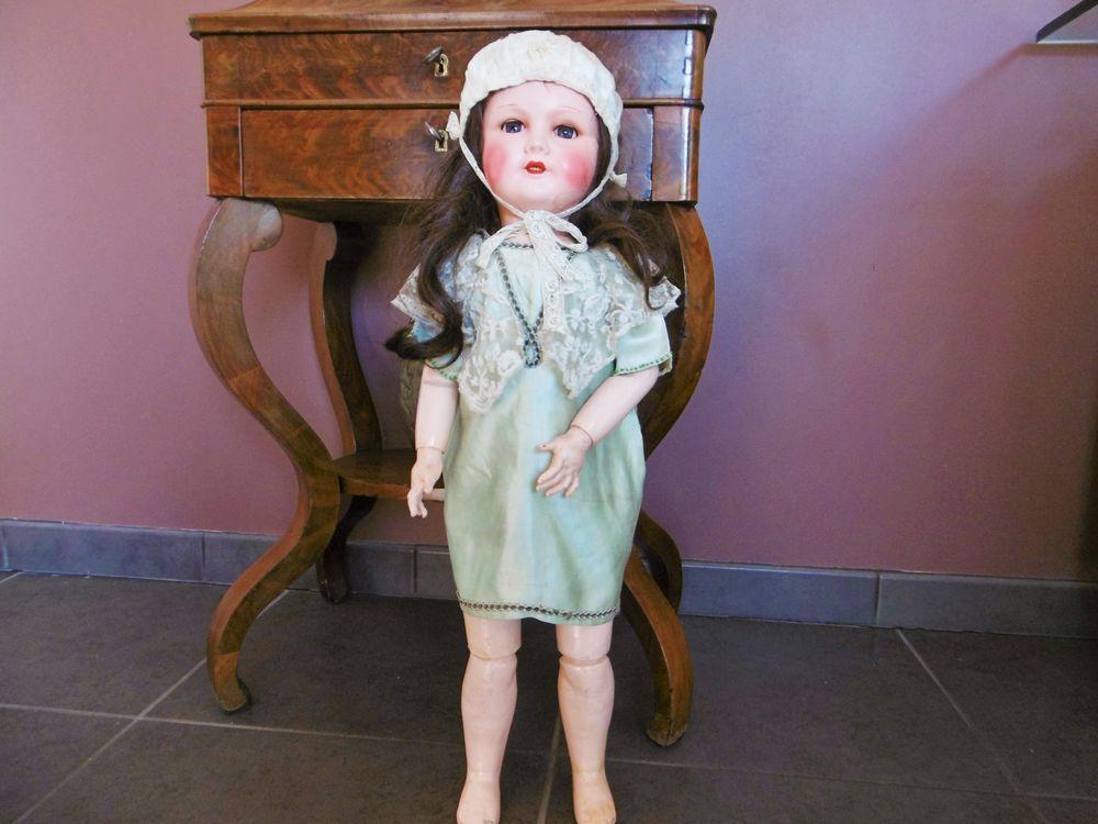 французская кукла