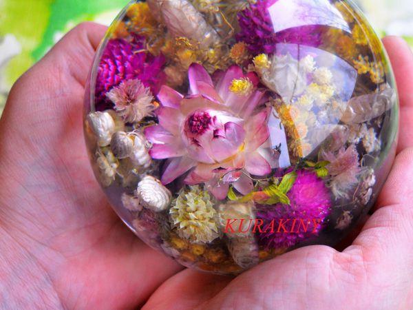 Новые сферы-гиганты | Ярмарка Мастеров - ручная работа, handmade