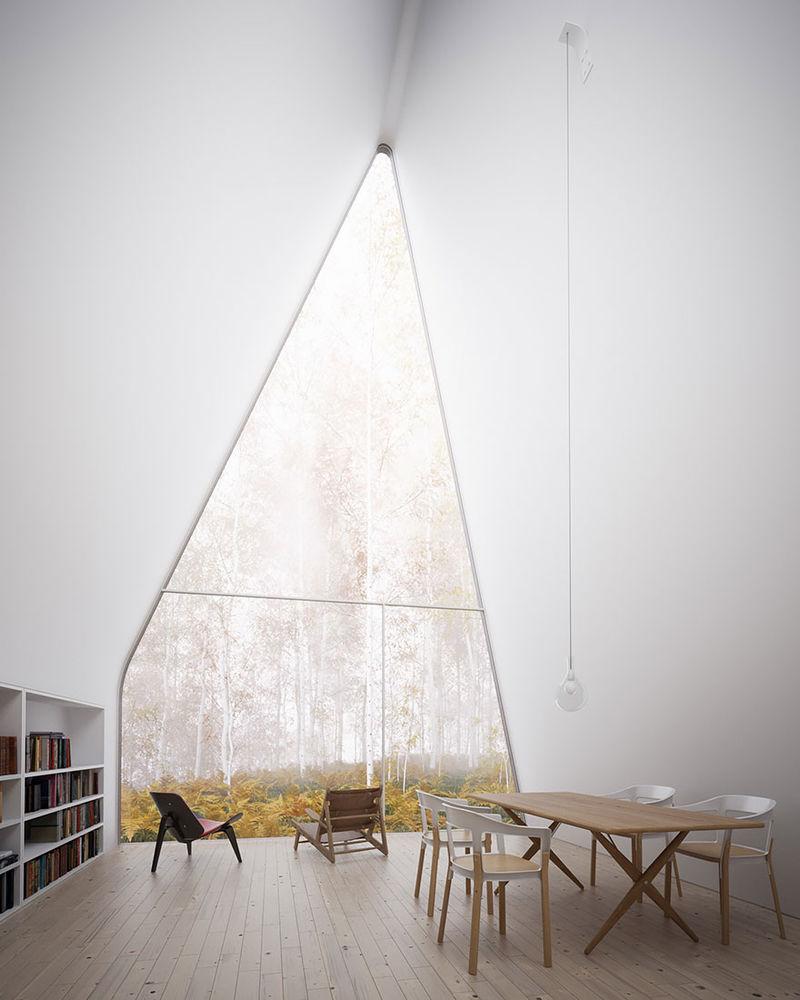 Вид из окна — источник вдохновения