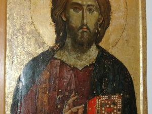 Византийская икона.. Ярмарка Мастеров - ручная работа, handmade.