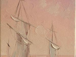 Распродажа готовых картин 50% | Ярмарка Мастеров - ручная работа, handmade