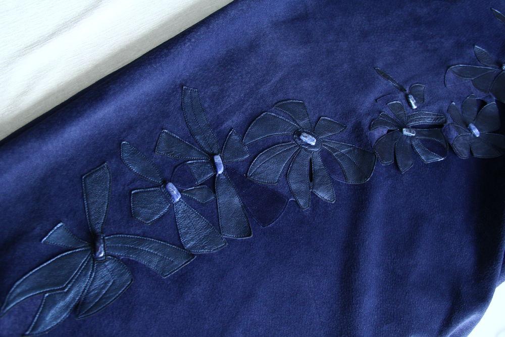 кожаная юбка, кожаный клатч
