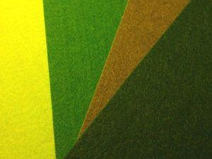 Фетр для новогодних игрушек: много цветов, разная жёсткость. Ярмарка Мастеров - ручная работа, handmade.