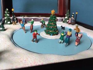 Рождественская музыкальная шкатулка. Ярмарка Мастеров - ручная работа, handmade.