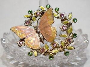 Прекрасная винтажная коллекция с бабочками, стрекозками и насекомыми!. Ярмарка Мастеров - ручная работа, handmade.
