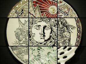Декабрьская распродажа керамики. Тарелки / Dec'18 Sale: Plates. Ярмарка Мастеров - ручная работа, handmade.