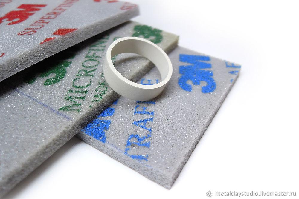 кольцо в стиле лофт