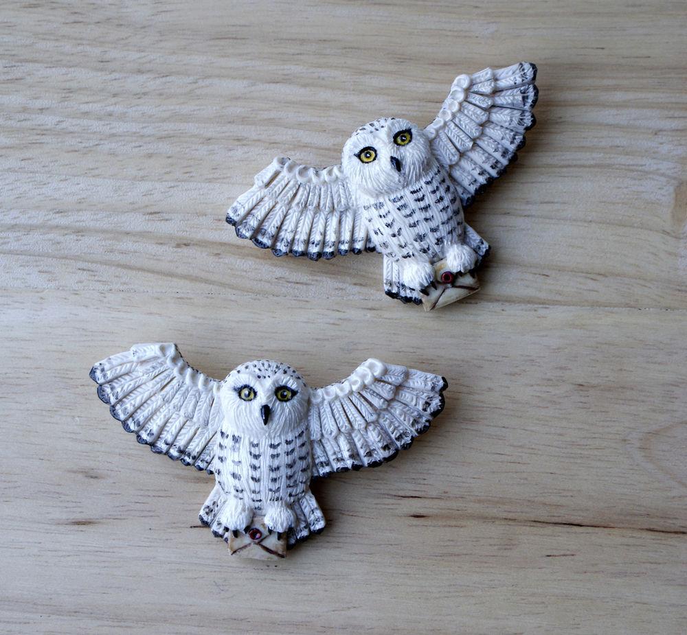 сова, букля, хогвардс, полярная сова, белый, подарок подруги