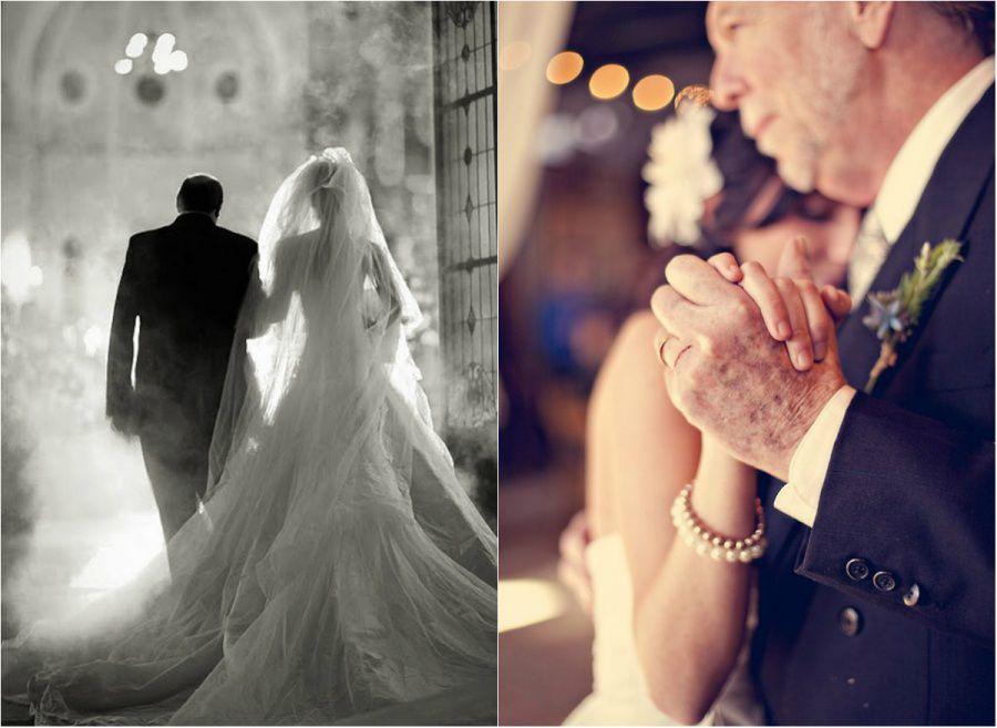 Поздравления папы свадебное платье приобретают яркий