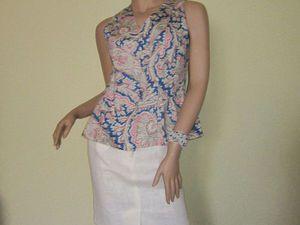 Блузы-американки | Ярмарка Мастеров - ручная работа, handmade