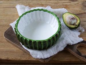 Делаем из глины оригинальный салатник в форме кактуса | Ярмарка Мастеров - ручная работа, handmade