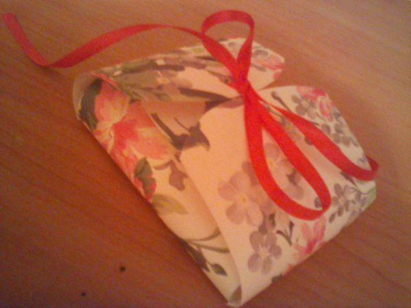 Мини мастер-класс по изготовлению картонной упаковки без склеивания | Ярмарка Мастеров - ручная работа, handmade