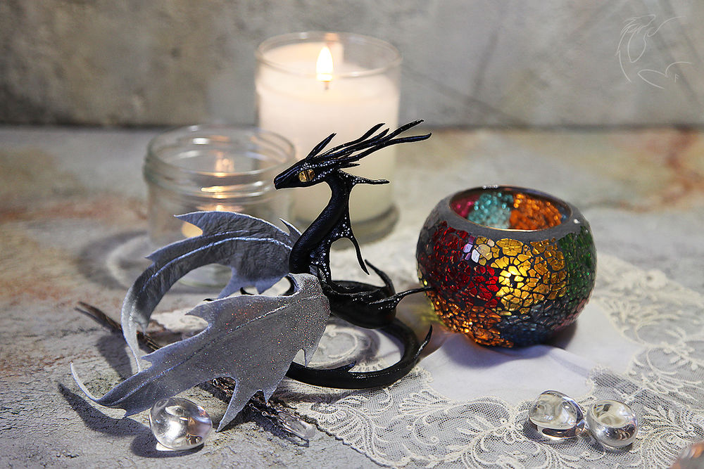 ручной дракон, оберег