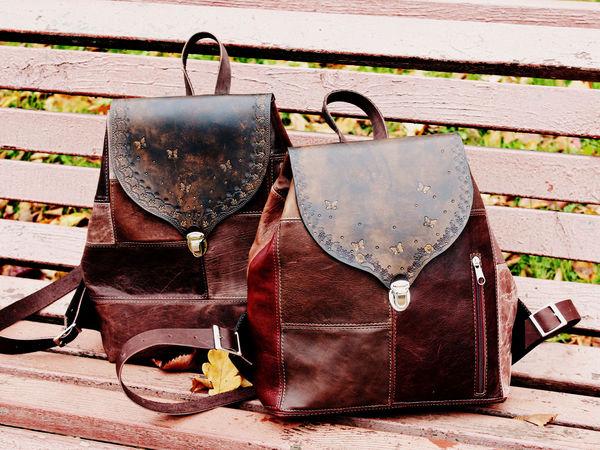 Коллекция рюкзаков