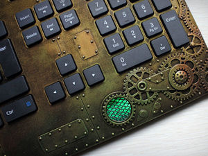 «Подводные камни» моддинга клавиатур. Ярмарка Мастеров - ручная работа, handmade.