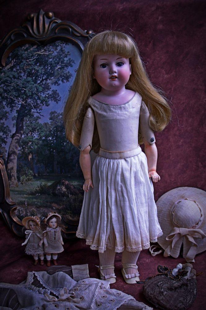 кукольная композиция