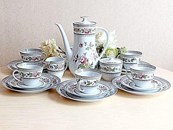 Чайный сервиз винтаж Бавария Германия | Ярмарка Мастеров - ручная работа, handmade