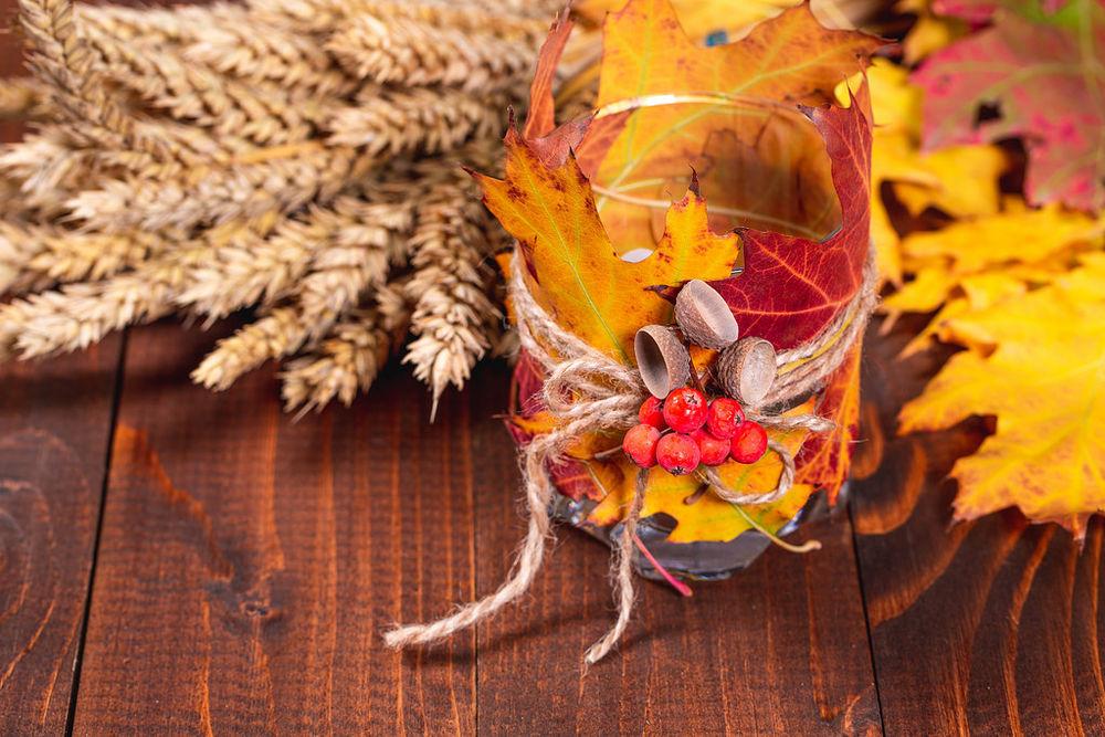 Осенние поделки: как скрасить серые будни и чем занять детей осенью!
