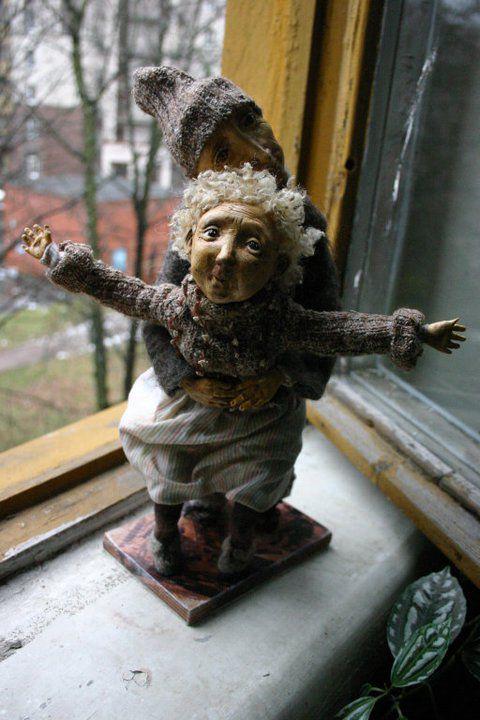 Волшебные куклы Катерины Козуненко. Эссенция Любви! Мой мир в фотографиях