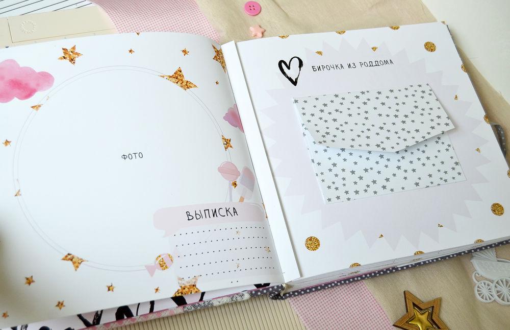 Фотоальбом для девочки с рождения и до 5 лет., фото № 14