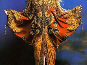 Легендарный показ Dior в парижской опере Гарнье: возвращаемся в 1998 год. Ярмарка Мастеров - ручная работа, handmade.