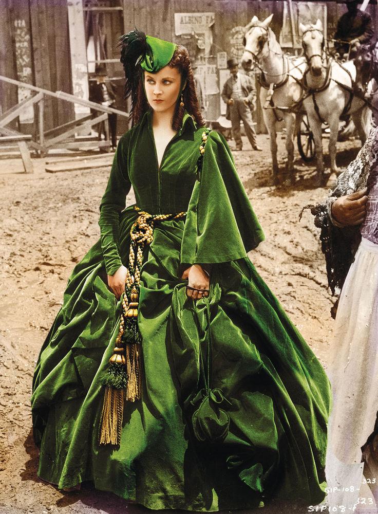 22 Iconic Dresses in Cinema, фото № 22