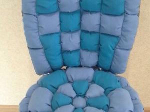 Одежда для стула. Ярмарка Мастеров - ручная работа, handmade.