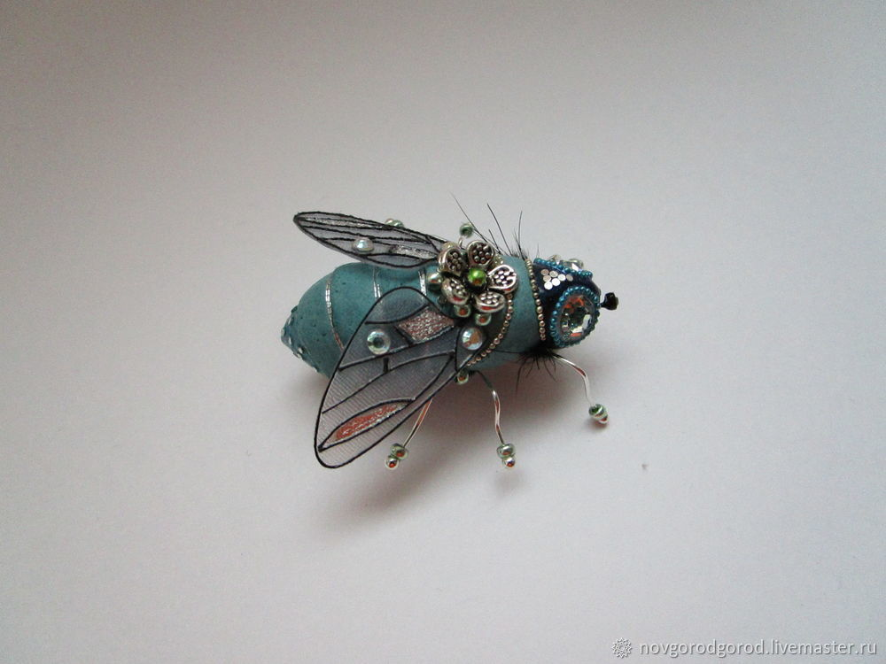 How to Make Insect Wings of Liquid Plastic, фото № 16