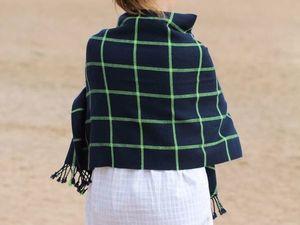 СКИДКА 25 % на шарф в клетку с 14 по 18 декабря 20117. Ярмарка Мастеров - ручная работа, handmade.