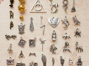 Тематические подвески для украшений. Ярмарка Мастеров - ручная работа, handmade.