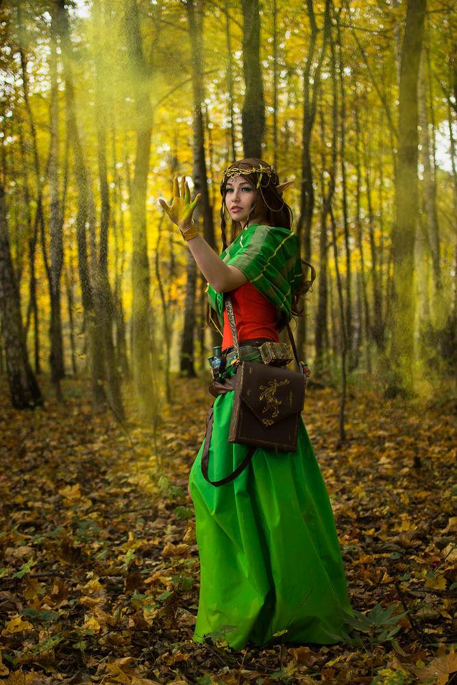 магия, эльфы, красивый костюм, костюм эльфа, магия эльфов, зеленый эльф, зелень, лес, костюмы на заказ, костюм для фотосесии, красивые фото, волшебный лес, волшебство, магические амулеты