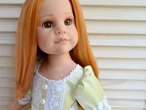 Новое платье для кукол 45-55 см!. Ярмарка Мастеров - ручная работа, handmade.
