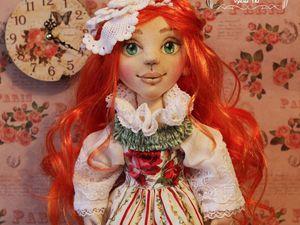 Кукла Тая | Ярмарка Мастеров - ручная работа, handmade