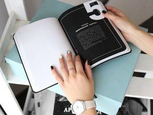 Книга целей — твой мотиватор. Ярмарка Мастеров - ручная работа, handmade.