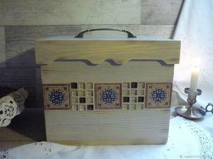 Хлебницу из сосны за полцены. Ярмарка Мастеров - ручная работа, handmade.
