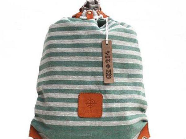 У кого ещё нет льняного рюкзачка на лето? Вам сюда! | Ярмарка Мастеров - ручная работа, handmade
