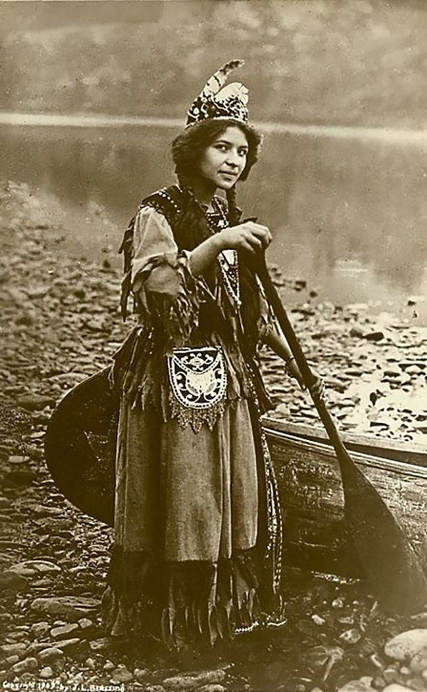 What the Indigenous Women of North America Looked Like: Vintage Photos of Indian Girls, фото № 3