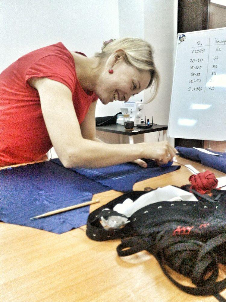 нижнее белье, мастер-класс по шитью