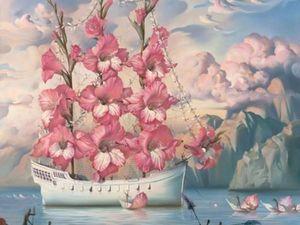 Сон о прекрасном...   Ярмарка Мастеров - ручная работа, handmade