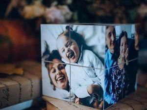 Кубики с фотографиями. Ярмарка Мастеров - ручная работа, handmade.