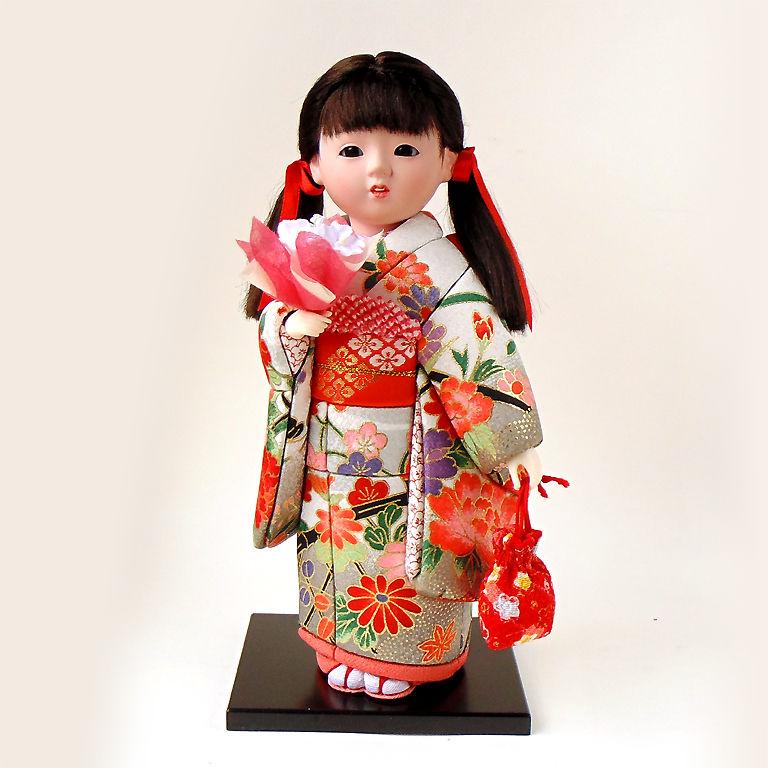 куклы в японском стиле