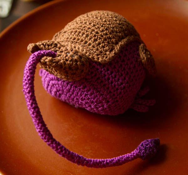 вязание, по эскизу
