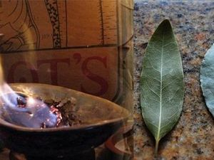 Подожгите Лавровый Лист в Своем Доме. | Ярмарка Мастеров - ручная работа, handmade