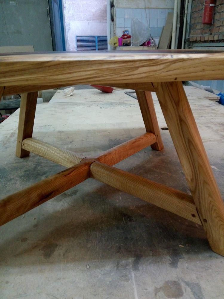 конкурс, деревянный столик, журнальный столик, ясень