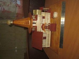Модель церкви. Ярмарка Мастеров - ручная работа, handmade.