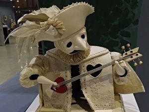 Выставка  «Искусство куклы»  — фотоотчётнемного фото, день первый. Ярмарка Мастеров - ручная работа, handmade.