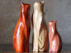 Живое дерево: очаровательные питомцы Perry Lancaster. Ярмарка Мастеров - ручная работа, handmade.