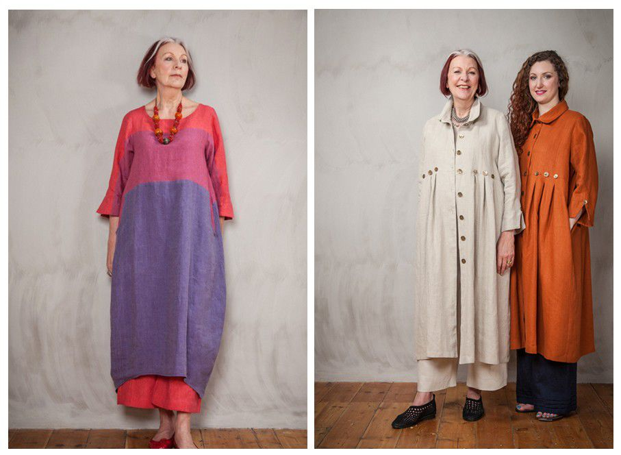 Свобода вне времени, стиль вне моды. Terry Macey и Angelika Elsebach, фото № 37