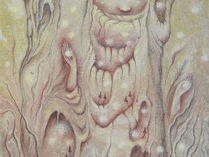 Восточная красавица Чинара.... Ярмарка Мастеров - ручная работа, handmade.