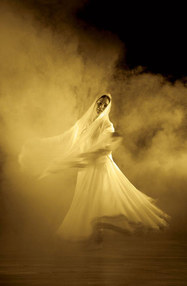 суфийские танцы, винтажные украшения